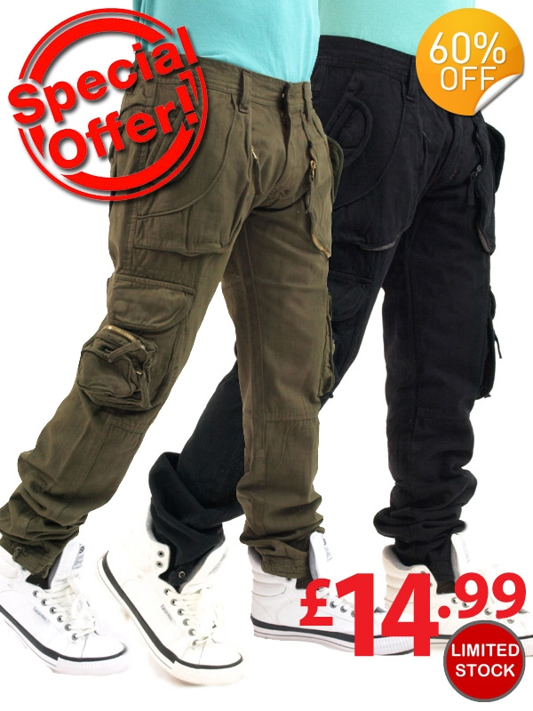 Rebel-Ape-Japanese-Skinny-Combat-Time-Trousers-Jeans-Hip-Hop-Is-Money-Sale-Offer